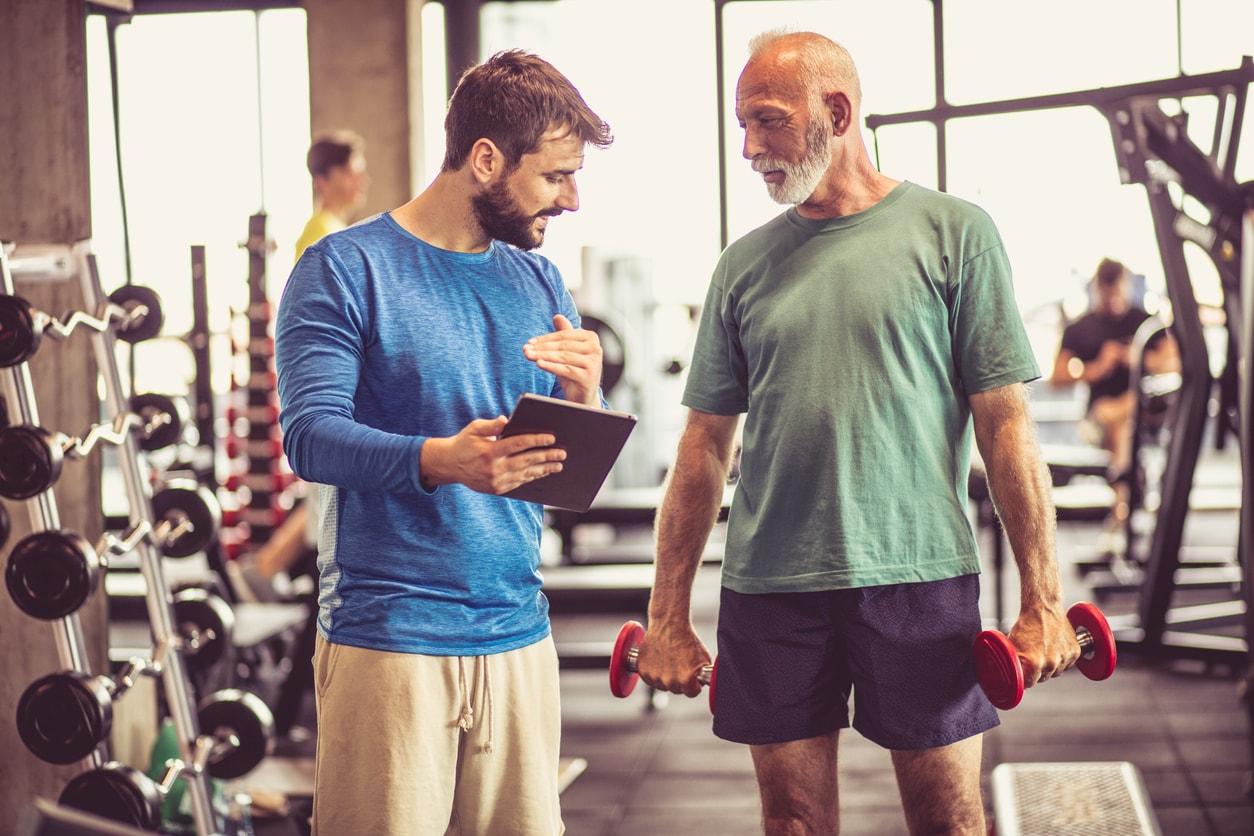 Training über 50 Jahre – 3 Tips?
