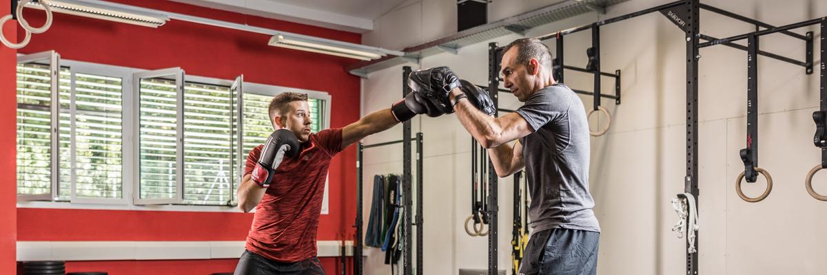 Fitness Trainer Boxen